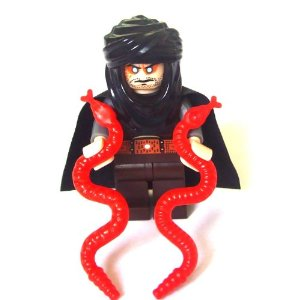 Minifigurer Prince of Percia Hassanssin 9203