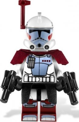 Minifigurer Star Wars ARC Elite Trooper 9488771