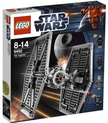 STAR WARS TIE Fighter 9492