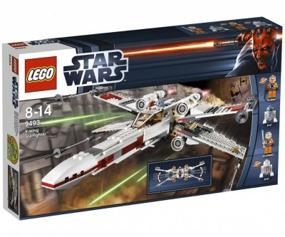 STAR WARS X-wing Starfigther 9493