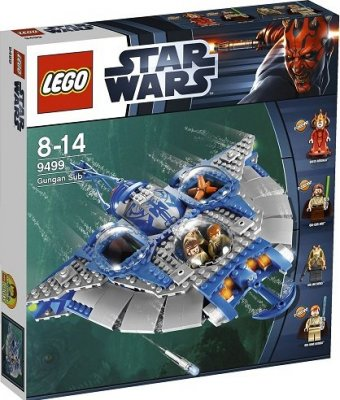 STAR WARS Gungan Sub 9499