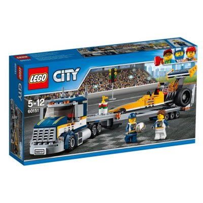 LEGO City Dragstertransport 60151
