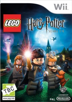 LEGO Harry Potter Years 1-4 Wii 5003