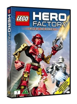 LEGO Film Hero Factory: Rise of the Rookies (Sv) 70002