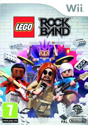 LEGO Rock Band Wii 5007