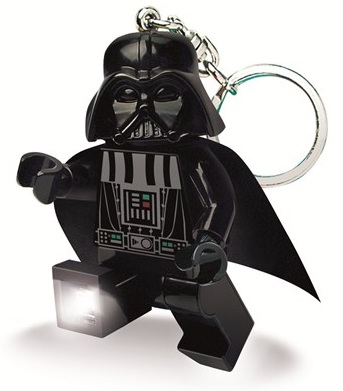 LEGO STAR WARS Darth Ficklampa 7cm 8100405