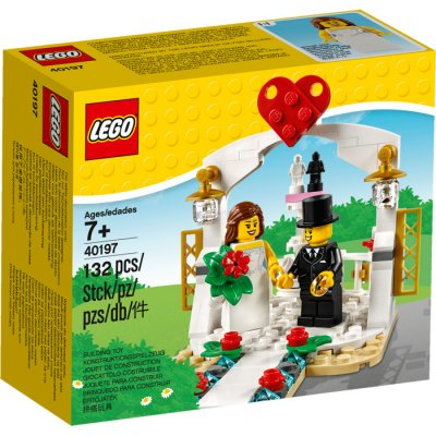 LEGO Wedding Favor Set 2018 40197