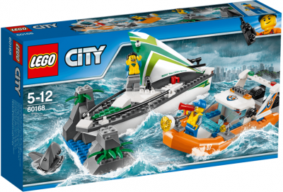 LEGO City Sailboat Rescue 60168