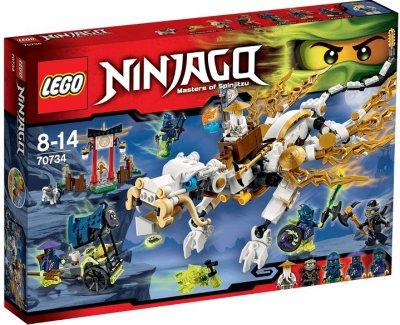 lego ninjago master wu dragon 70734 - lego ninjago - teman - ebrix.se