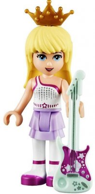 Minifigurer Friends Stephanie 39301