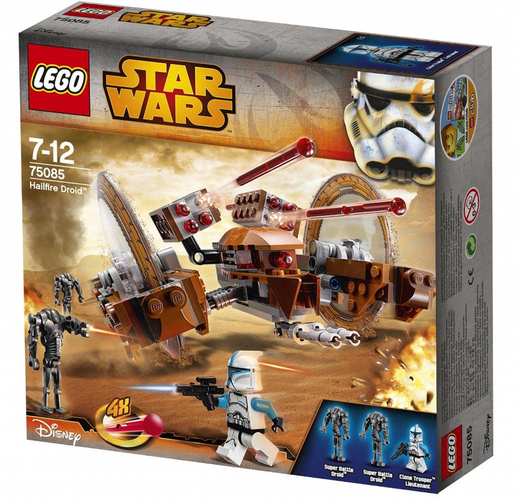 Lego star wars halifire droid 75085 lego star wars - Croiseur star wars lego ...