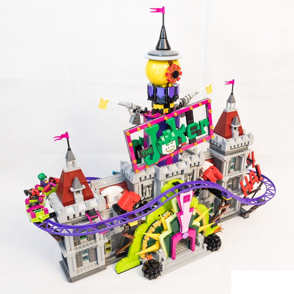 38f9e30547e0 LEGO Batman Movie The Joker Manor 70922 - LEGO Exklusivt - Ebrix.se