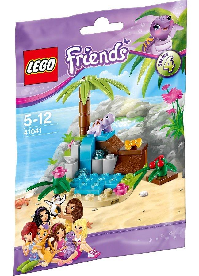Lego Friends P 229 Se Sk 246 Ldpaddans Lilla Paradis 41041 Lego