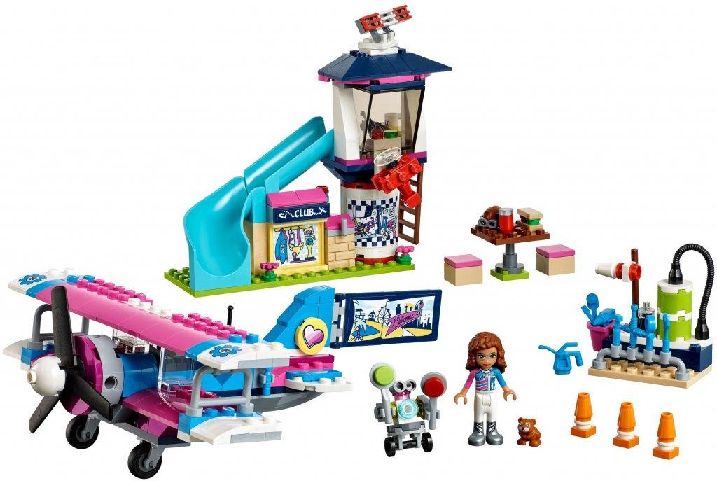 Herlig LEGO Friends Heartlake City Flygtur 41343 - LEGO Friends - Teman GF-33