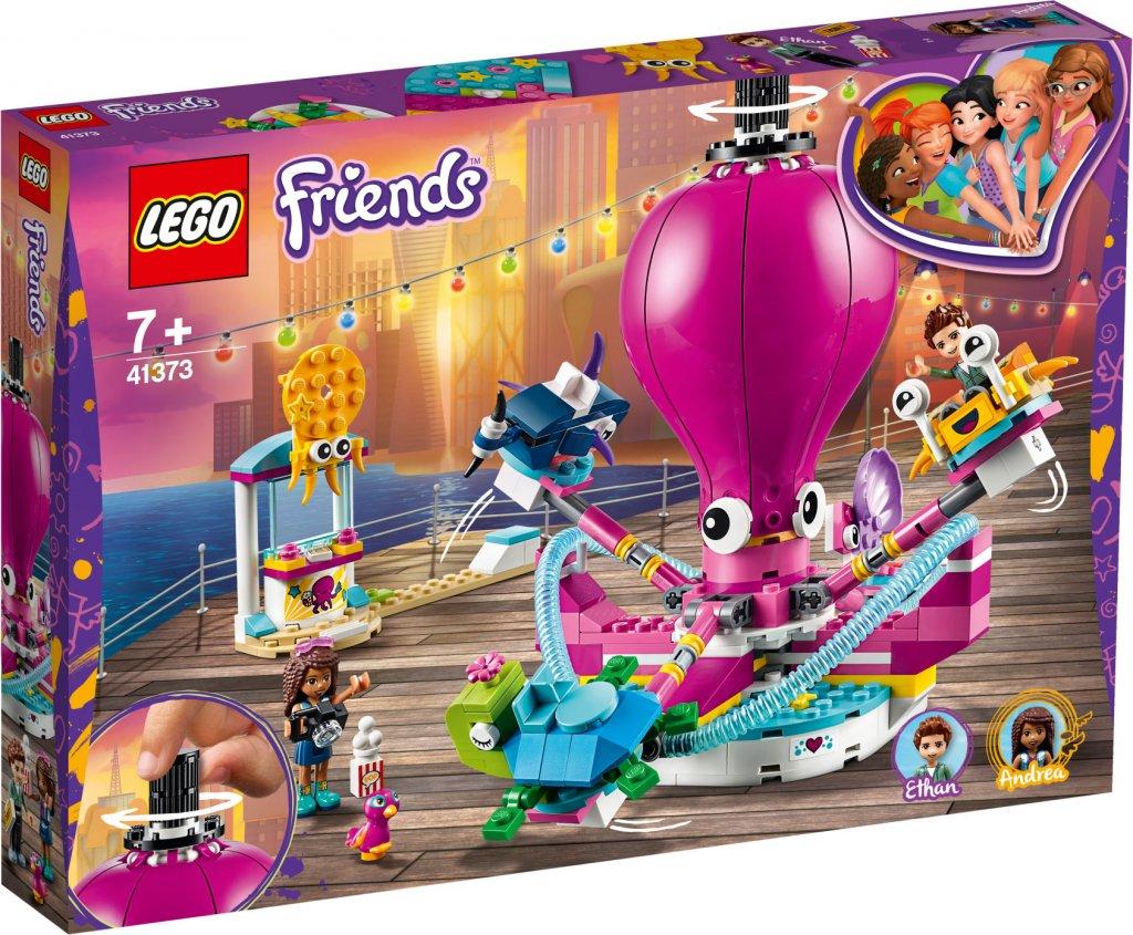 LEGO Friends Skojig Bläckfiskkarusell 41373 LEGO Friends