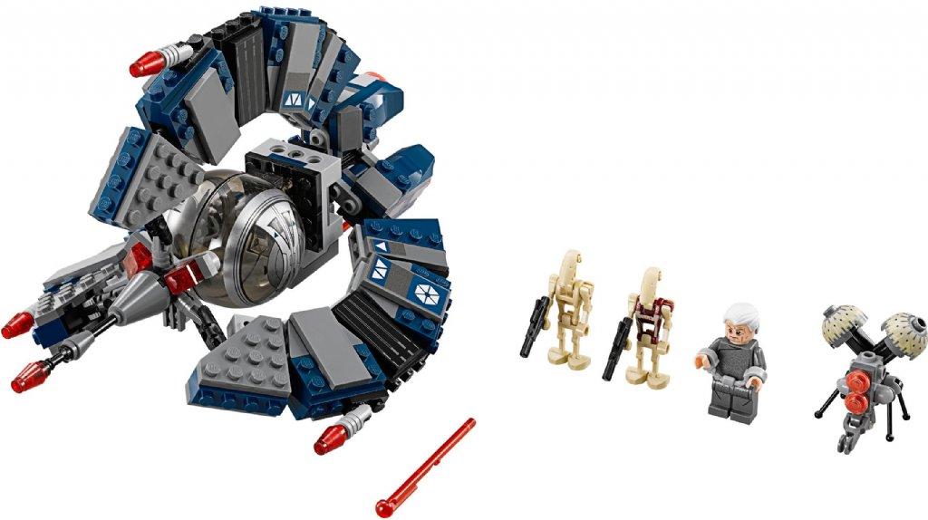 LEGO Star Wars Droid Tri Fighter 75044 - LEGO STAR WARS - Teman ... a8bab81723269