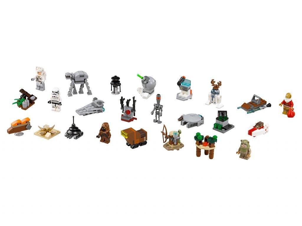 lego star wars adventskalender 2015 75097 lego star wars teman. Black Bedroom Furniture Sets. Home Design Ideas