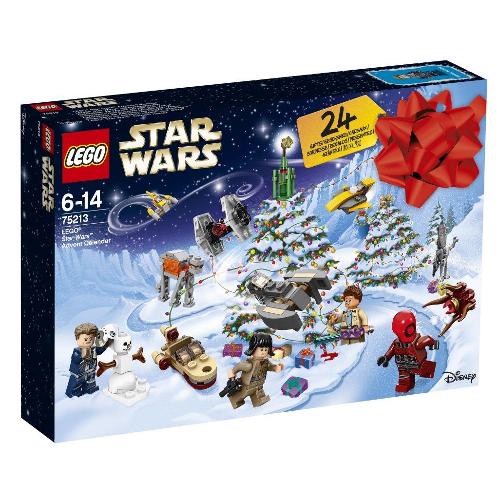 lego star wars adventskalender 2018 75213 lego nyheter. Black Bedroom Furniture Sets. Home Design Ideas