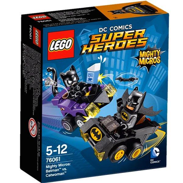 Lego Super Heroes Batman Mot Catwoman 76061 Lego Super