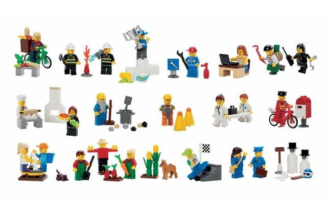 Lego Education M 228 Nniskor 9348 Lego Startset Amp Education