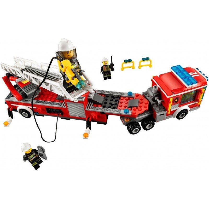Flot LEGO City Brandbil 60112 - LEGO City - Teman - Ebrix.se LS-05