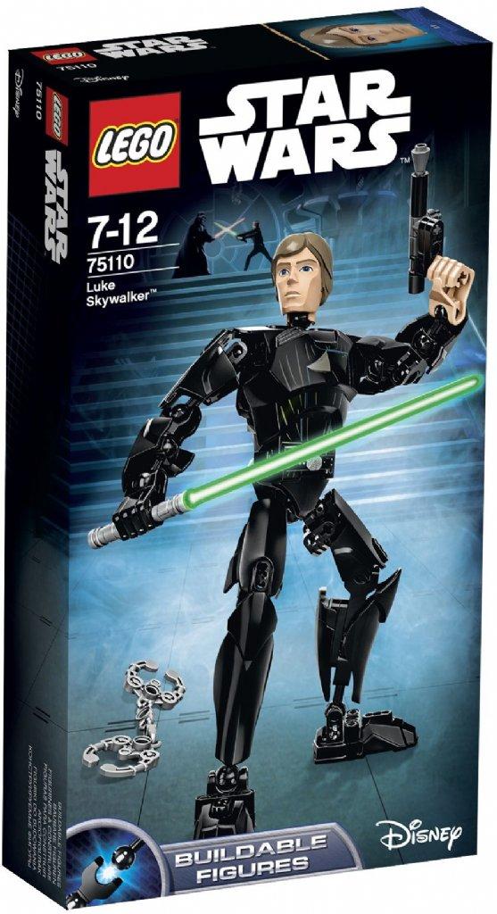 7 LEGO Star Wars Luke Skywalker